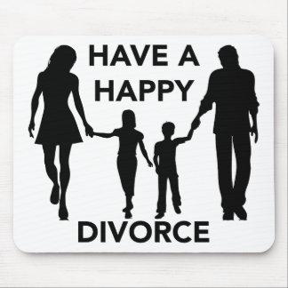 divorce tapis de souris