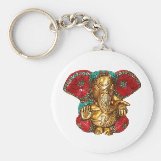 DIWALI heureux - Merci GANAPATI Ganesh Porte-clé