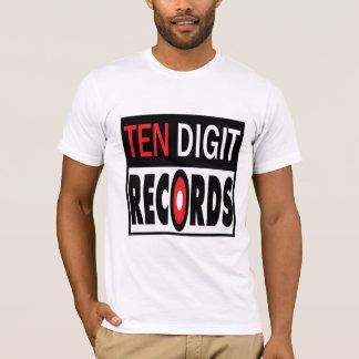 Dix - T-shirt de chiffre