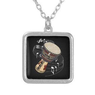 Djembe Collier