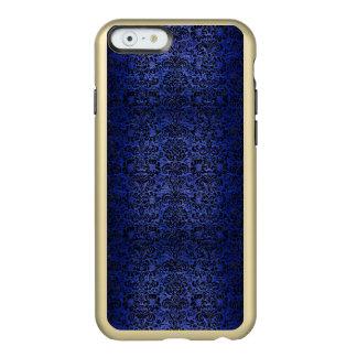 DMS2 BK-MRBL BL-BRSH (R) COQUE iPhone 6 INCIPIO FEATHER® SHINE