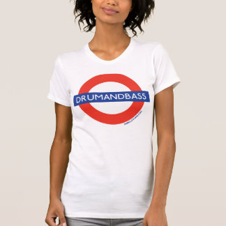 DnB au fond (détresse) T-shirt
