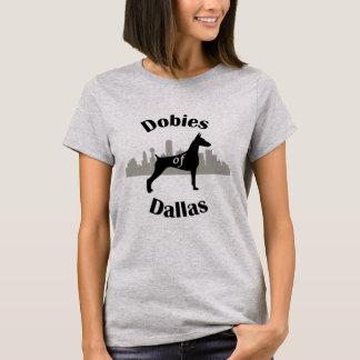 Dobies de Dallas T-shirt