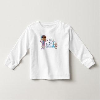 Doc. McStuffins de Doc. McStuffins   jouant dans T-shirt Pour Les Tous Petits