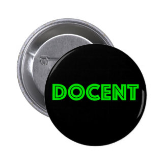 Docents de bouton pin's