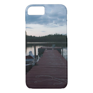 Dock supérieur de pêche de péninsule coque iPhone 7