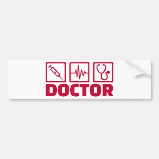 Docteur Autocollant Pour Voiture