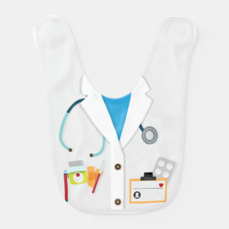 Docteur Baby Bibs Bavoir