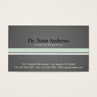 Docteur - cartes de visite