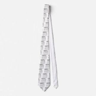 Docteur de 99% cravate