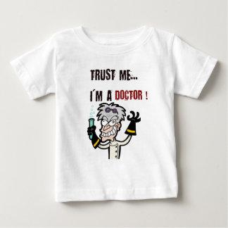 Docteur Doom T-shirt Pour Bébé