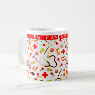 Docteur Holidays Mug