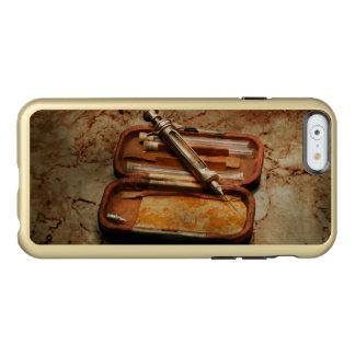 Docteur - la seringue hypodermique coque iPhone 6 incipio feather® shine