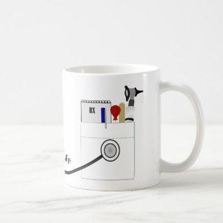 Docteur personnalisé Mug