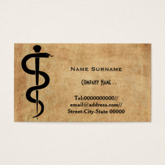 docteur, soins médicaux, santé, cartes de visite
