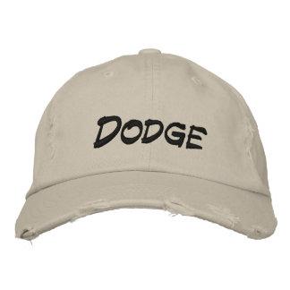 Dodge Casquette Brodée