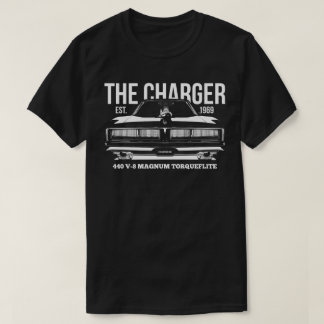 Dodge Charger Magnum Vintage Muscle Car tee-shirt T-shirt