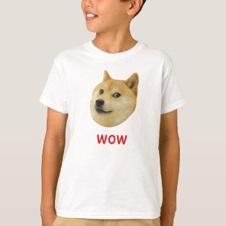 Doge très wow beaucoup de chien un tel Shiba Shibe T-shirt