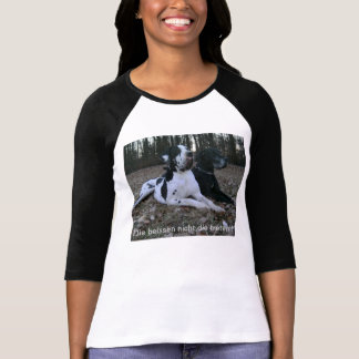 Dogue allemand, great dane, chiens, Dogue Allemand T-shirt