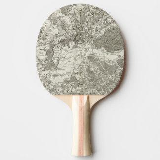 Dole, Auxonne Raquette Tennis De Table