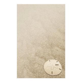Dollar de sable élégant 3 stationnaires papier à lettre customisé