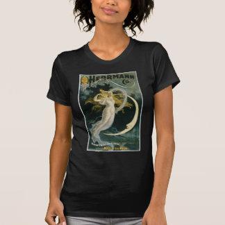 Domestique de ~ de Herrmann de l'acte vintage de T-shirts
