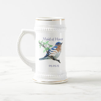 Domestique d'honneur Stein épousant les oiseaux