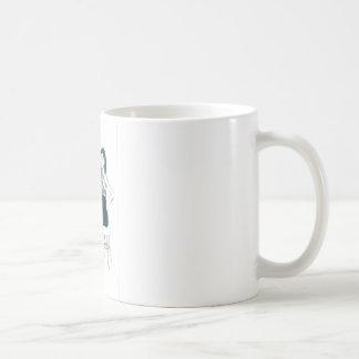 Domestique et maîtresse françaises mug blanc