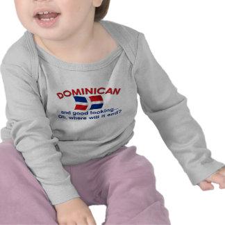 Dominicain beau t-shirts
