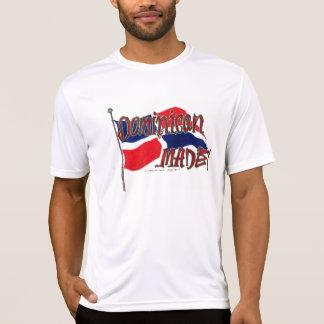 Dominicain fait t-shirts