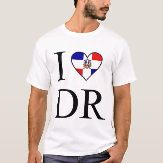 dominicain t-shirt