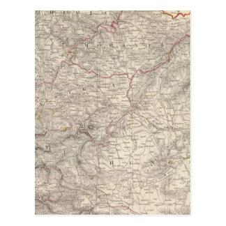 Dominions autrichiens de l'Allemagne Allemagne IV Carte Postale