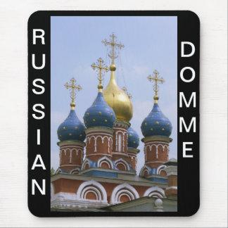 DOMME RUSSE TAPIS DE SOURIS