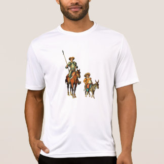 Don don Quichotte et Sancho Panza T-shirt