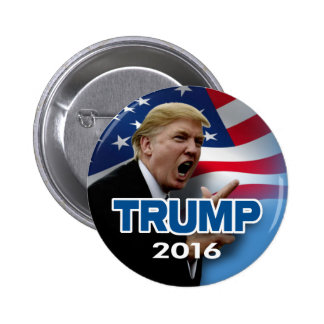 Donald Trump 2016 Badges