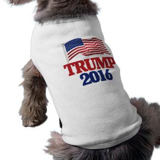 Donald Trump 2016 T-shirt Pour Chien
