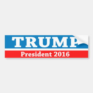 Donald Trump Autocollant De Voiture