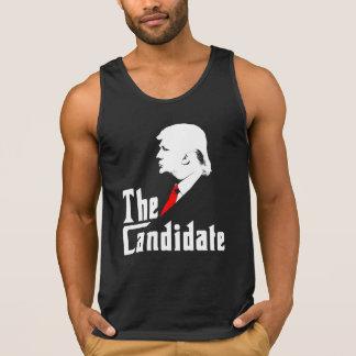 Donald Trump le candidat