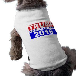 Donald Trump pour le président 2016 T-shirt Pour Chien