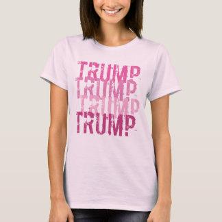 Donald Trump pour le T-shirt de président PINK