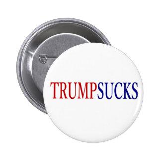 Donald Trump suce # président Badge