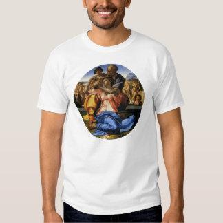 Doni Tondo ou Doni Madonna par Michaël Angelo T-shirts