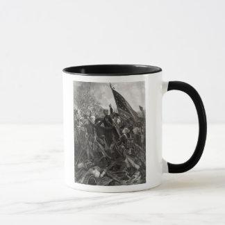 Donner l'assaut à du point pierreux, juillet 1779 mug