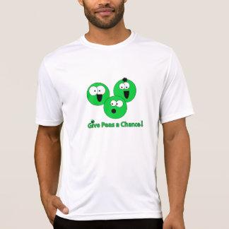 Donnez à des pois une Pois-Chemise d'occasion T-shirt