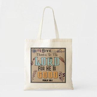 Donnez grâce au sac fourre-tout à seigneur For He
