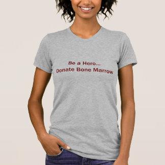 Donnez la chemise de moelle t-shirt