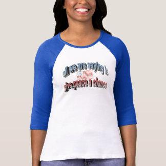 Donnez la paix - T-shirt de Lennon