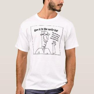 donnez-le à l'enfant sucky t-shirt