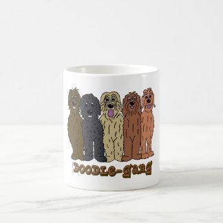 Doodle cours mug