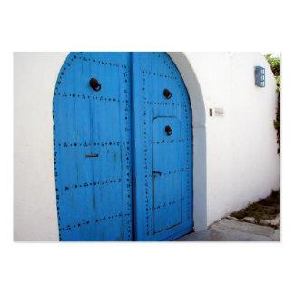 Door Company Carte De Visite Grand Format
